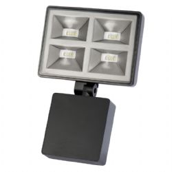 Timeguard LED400FLB 32W LED Energy Saver Floodlight in Black